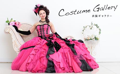 Costume Gallery 衣装ギャラリー